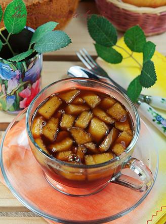 肉桂红糖苹果饮的做法
