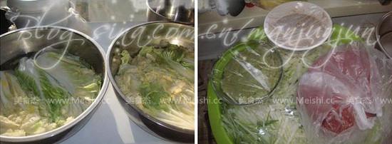 韩式辣白菜怎么炖