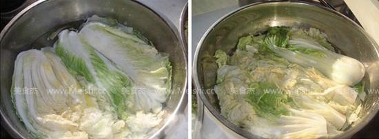 韩式辣白菜的做法图解