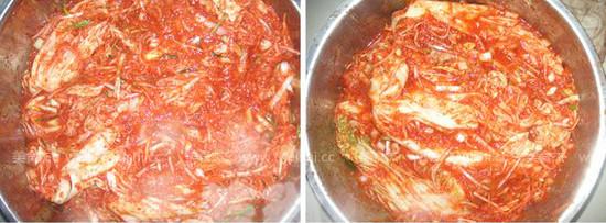 韩式辣白菜怎么吃