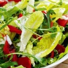 烤椒蔬菜沙拉