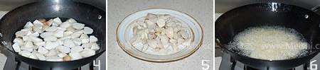 椒盐杏鲍菇的做法图解