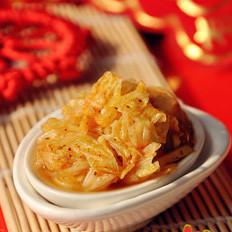 让人垂涎欲滴的韩式辣白菜