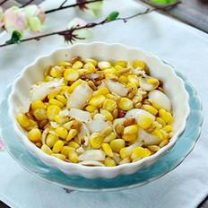 百合松仁炒玉米