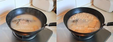 鲫鱼豆腐汤的简单做法