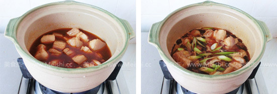 土豆红烧肉的简单做法