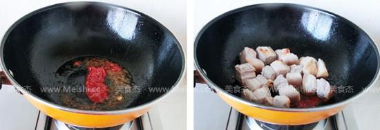 土豆红烧肉的做法图解