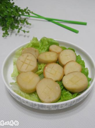 黄油烤杏鲍菇的做法