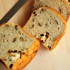 新疆果料面包