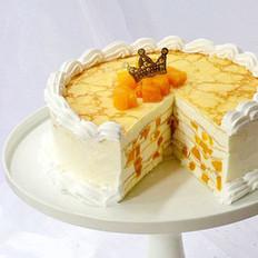 千层奶酪芒果蛋糕