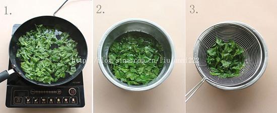 炝拌芹菜叶的做法大全