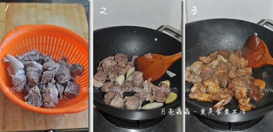 红焖羊肉的做法大全
