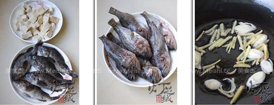黑鱼豆腐汤的做法大全