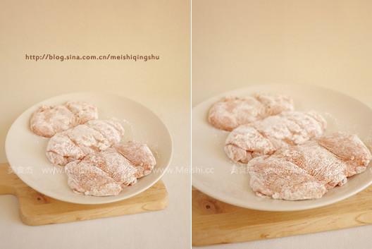 早餐卷饼的家常做法