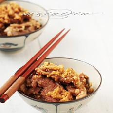小米蒸羊肉