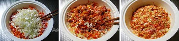 胡萝卜猪肉饺子的家常做法