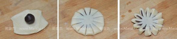菊花酥的简单做法