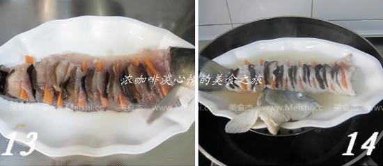 山东整鱼两吃怎么炒