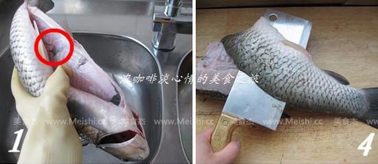山东整鱼两吃的做法大全