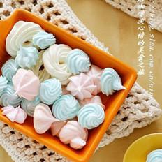 彩色蛋白糖