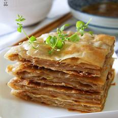 酥香千层肉饼