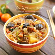 传统大锅菜