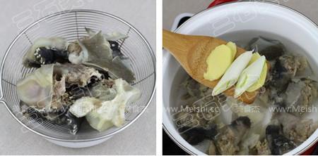清炖甲鱼的简单做法