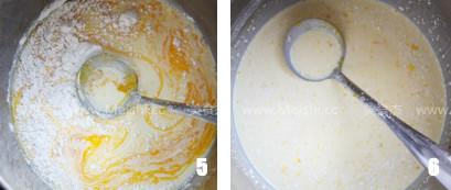 蜜豆蛋挞的家常做法