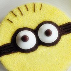小黄人蛋糕