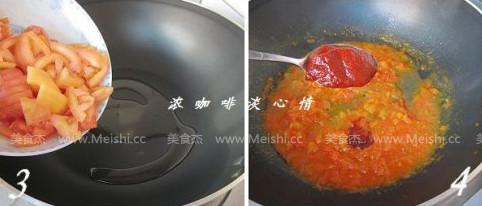 东北锅包肉的做法图解