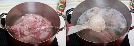 东北酸菜炖猪肉的做法图解
