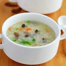 海参青菜粥的做法大全