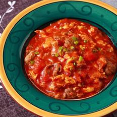 番茄蛋牛肉
