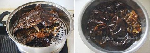 排骨海带酱黄豆的做法大全