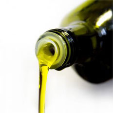 色拉油添色素变橄榄油