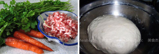 香菜胡萝卜饺子的做法大全