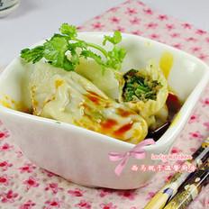 香菜胡萝卜饺子