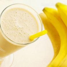 牛奶搭配香蕉,助你润肠通便