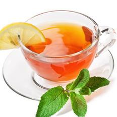 喝茶时放片柠檬护心脏