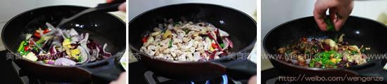 爆炒肥肠的简单做法