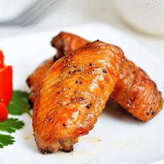 黑椒烤鸡翅