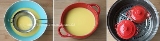 牛奶炖蛋的家常做法