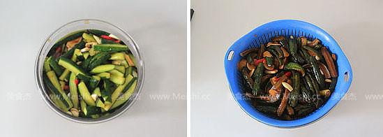 腌黄瓜的家常做法