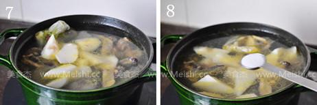 补血安胎山药乌鸡汤的简单做法