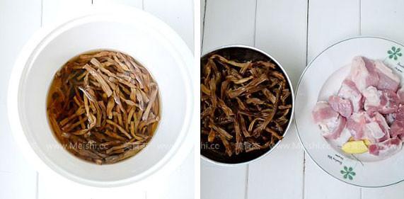 干豆角香焖五花肉的做法大全