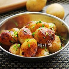 葱油小土豆