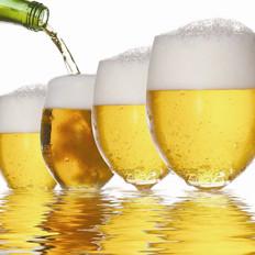 4款啤酒泡沫持久性不达优级标准