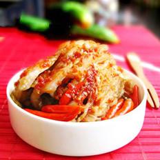 正宗韩国泡菜多为中国造