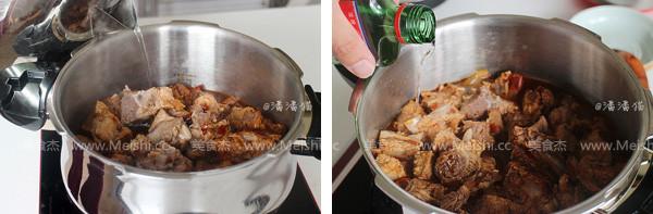 郫县豆瓣酱排骨的简单做法