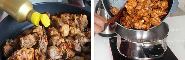 郫县豆瓣酱排骨的家常做法